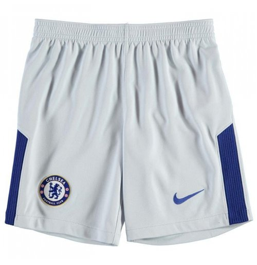 2017-2018 Chelsea Away Nike Football Shorts (Kids)