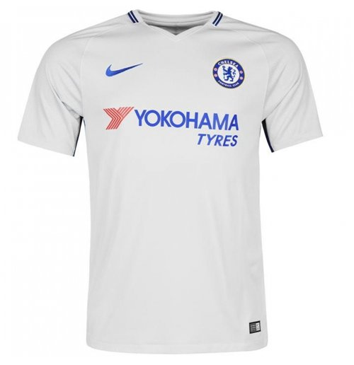 2017-2018 Chelsea Away Nike Football Shirt