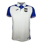 2017-2018 Sampdoria Joma Polo Shirt (White)