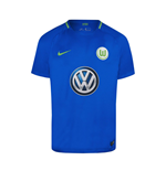 2017-2018 VFL Wolfsburg Away Nike Shirt (Kids)