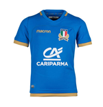 2017-2018 Italy Home Replica Rugby Shirt