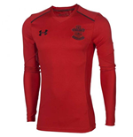 2017-2018 Southampton Long Sleeve Training Tee (Red)