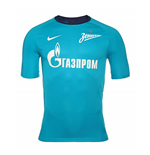 2017-2018 Zenit Home Nike Supporters Shirt