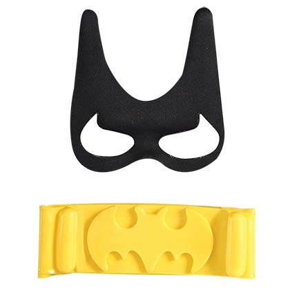BATGIRL Youth Costume Kit