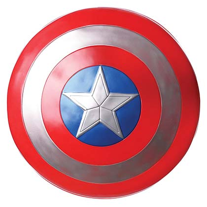 CAPTAIN AMERICA Youth Shield Costume Accessory