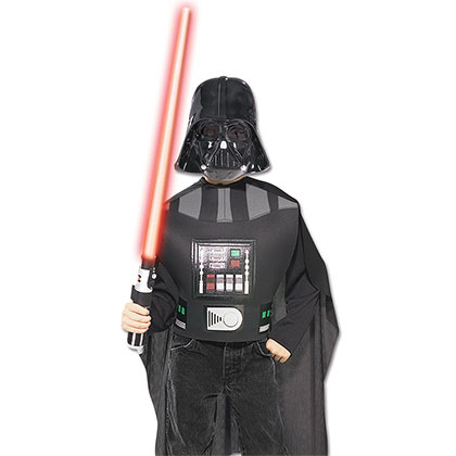 STAR WARS Darth Vader Youth Costume Kit