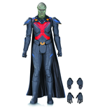 Supergirl Figure Martian Manhunter 18 cm