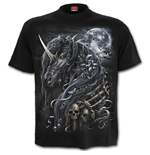 Dark Unicorn - T-Shirt Black