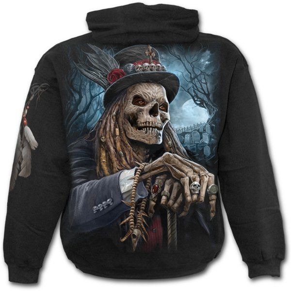 Voodoo Catcher - Hoody Black