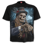 Voodoo Catcher - T-Shirt Black