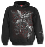 Cross Of Darkness - Hoody Black