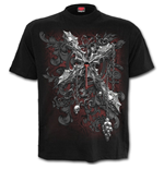 Cross Of Darkness - T-Shirt Black