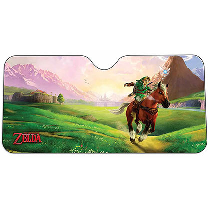The LEGEND OF ZELDA Car Window Cover