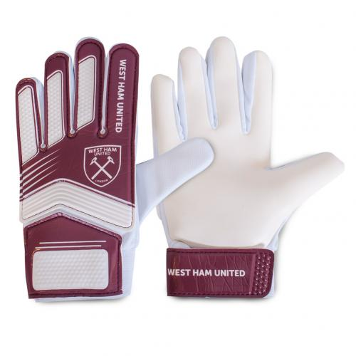 West Ham United F.C. Goalkeeper Gloves Yths