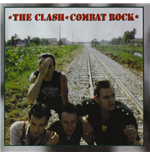Vynil Clash (The) - Combat Rock