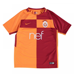 2017-2018 Galatasaray Home Nike Shirt (Kids)