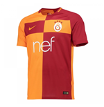 2017-2018 Galatasaray Nike Vapor Home Match Shirt
