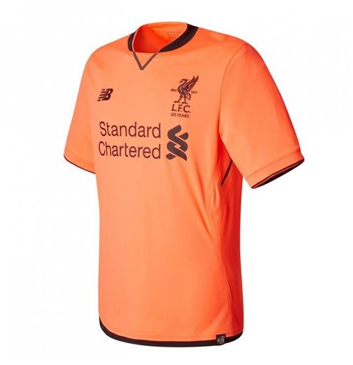 2017-2018 Liverpool Third Football Shirt (Kids)