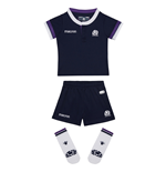 2017-2018 Scotland Macron Home Rugby Baby Kit