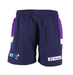 2017-2018 Scotland Macron Alternate Rugby Shorts (Navy) - Kids