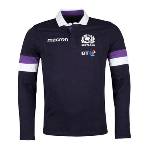 Buy Official 2017 2018 Scotland Home Ls Cotton Rugby Shirt Make Your Own Beautiful  HD Wallpapers, Images Over 1000+ [ralydesign.ml]