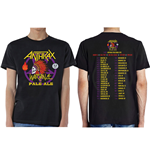 Anthrax Men's Tee: Wardance Pale Ale (with Back Print)