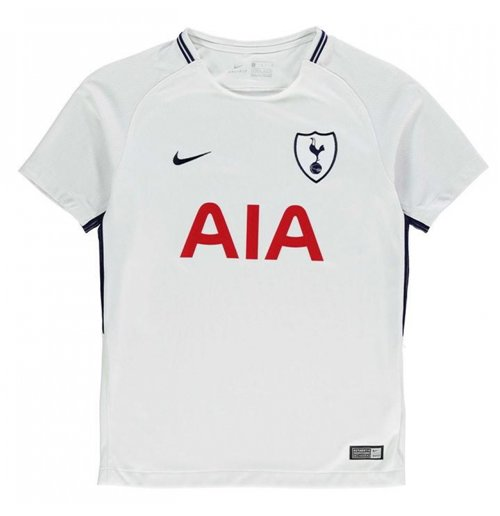 2017-2018 Tottenham Home Nike Football Shirt (Kids)