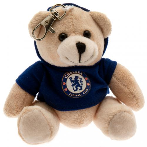 Chelsea F.C. Bag Buddy Bear