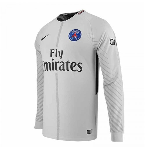 huge discount 716b9 0e6f0 2017-2018 PSG Home Goalkeeper Nike Shirt (Kids)