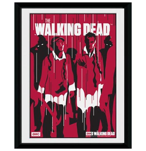 Official The Walking Dead Frame 269392 Buy Online On Offer