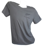 All Blacks Supporte Grey T-shirt