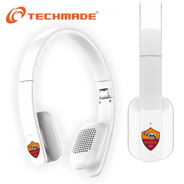 AS Roma Bluetooth Headphones
