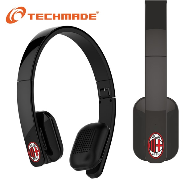AC Milan Bluetooth Headphones