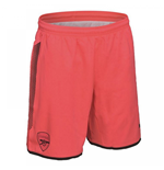 2017-2018 Arsenal Away Goalkeeper Shorts (Pink) - Kids