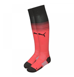 2017-2018 Arsenal Away Goalkeeper Socks (Pink)