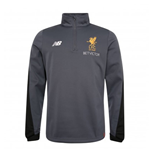 2017-2018 Liverpool Half Zip Windblocker (Thunder)