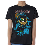 Motley Crue Men's Tee: Feelgood Graveyard Vintage