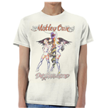 Motley Crue Men's Tee: Dr Feelgood Vintage