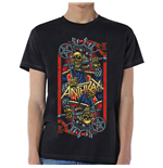 Anthrax Men's Tee: Evil King