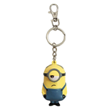 Minions Keychain with Anti-Stress Figure Stuart 5 cm