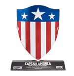 Marvel's Captain America Replica 1/6 Captain America's 1940's Shield LC Excl. 10 cm