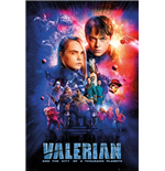 Valérian and the City of a Thousand Planets Poster 269871