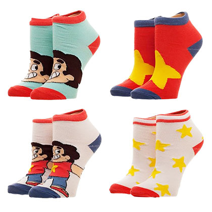 STEVEN UNIVERSE Youth Sock 4 Pack