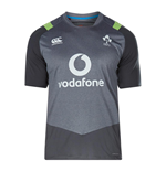 2017-2018 Ireland Rugby Vapordri Superlight Tee (Asphalt)