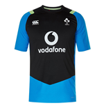 2017-2018 Ireland Rugby Vapordri Superlight Tee (Electric)