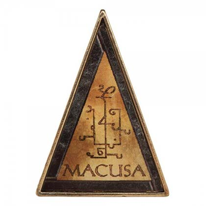 Fantastic Beasts MACUSA Lapel Pin