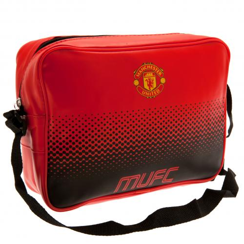 Manchester United F.C. Messenger Lunch Bag