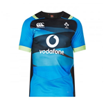 2017-2018 Ireland Rugby Vapordri Pro Training Jersey (Electric)