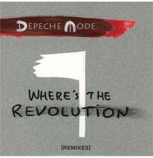 "Vynil Depeche Mode - Where'S The Revolution (2x12"")"
