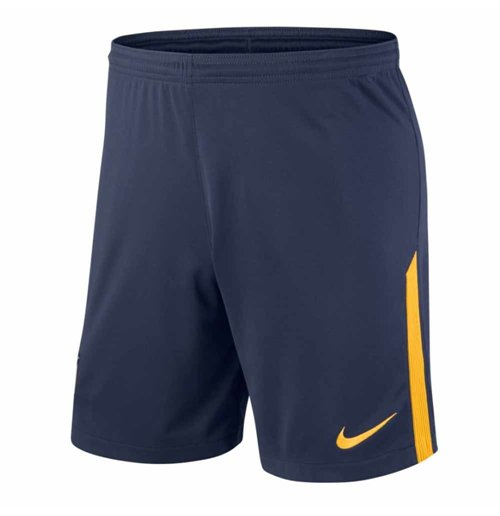 2017-2018 Atletico Madrid Away Nike Football Shorts (Navy)